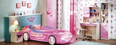 Girls bedroom design with Toy furniture