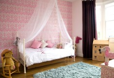 Little girls bedroom design