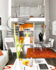 Great Ideas for Apartment Interior Designs