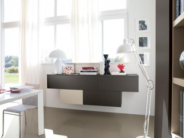 Furniture wall units designs