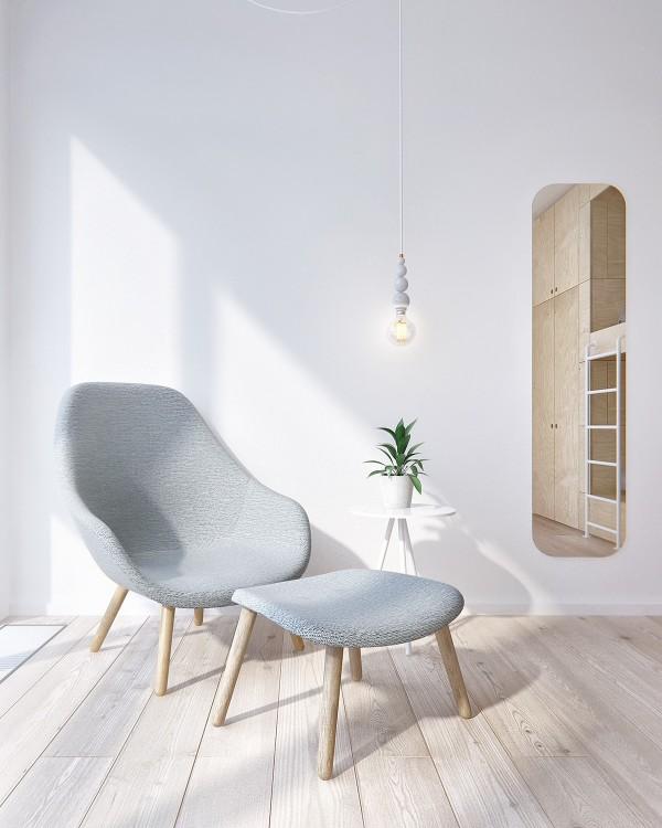 Furniture Designs For Minimalist Interiors