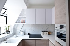 Scandinavian kitchen style in london