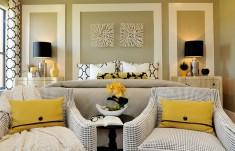 Contemporary master bedroom by masterpiece design