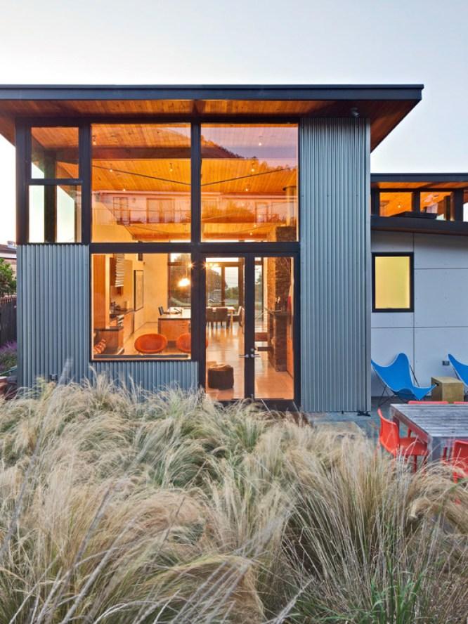 Stinson beach house wa design architects