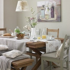 Dining room decorating ideas for dinner parties