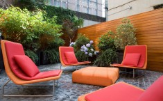 Cool and unique outdoor furniture in new york