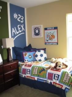 Huntington Square Teen room