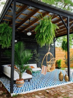 Landscaping Eclectic Patio