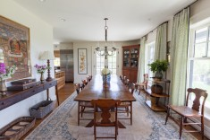 New Hampshire Traditional Dining Room