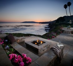 Outdoor Living beach style patio