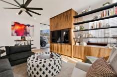 Private Residence – Contemporary – Living Room – Austin – by TwentySix I ...