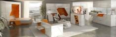 Futuristic Minimalist Furniture