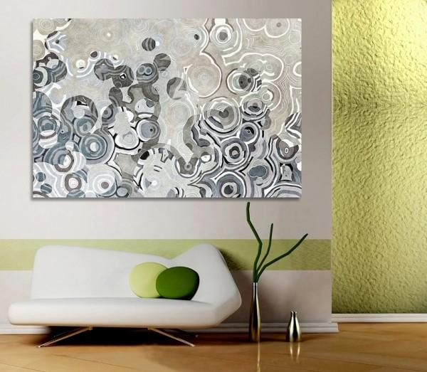 Modern art interior design