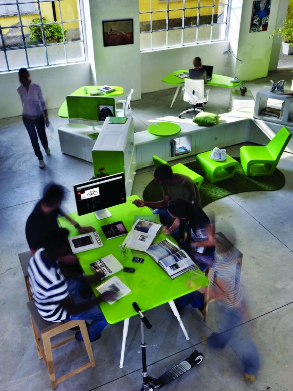Award Winning Workspace Design
