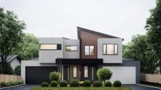 Stunning Modern Home Walls
