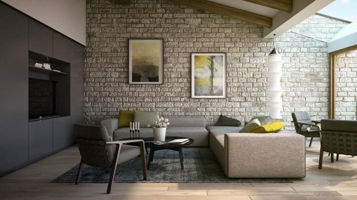 Unique wall texture ideas