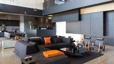 Kloof Road House in Bedfordview, Johannesburg, South Africa