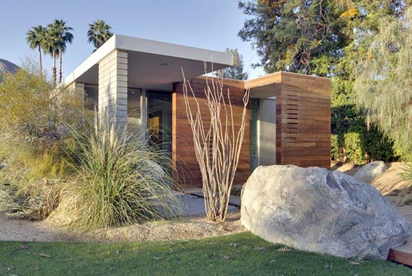 Modern F-5 Residence Indoor and Outdoor Design by AR+D Architect