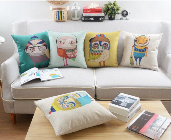 Owl items for home decor