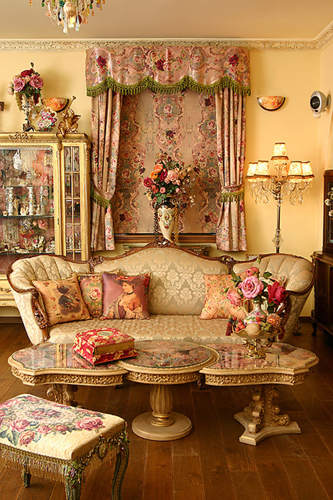 Victorian home design decorating