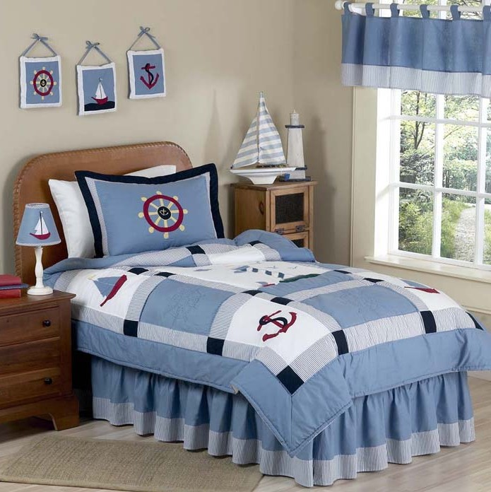 Come+Sail+Away+boy's+Bedding+Kit