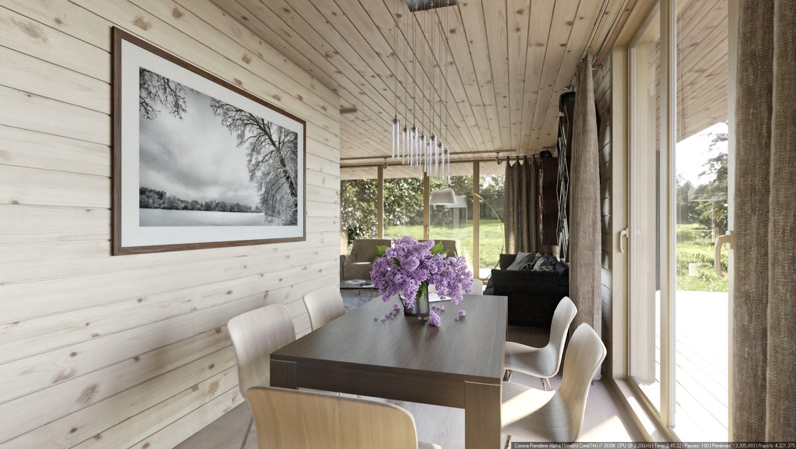 Modern Cutting Edge Room Design Ideas