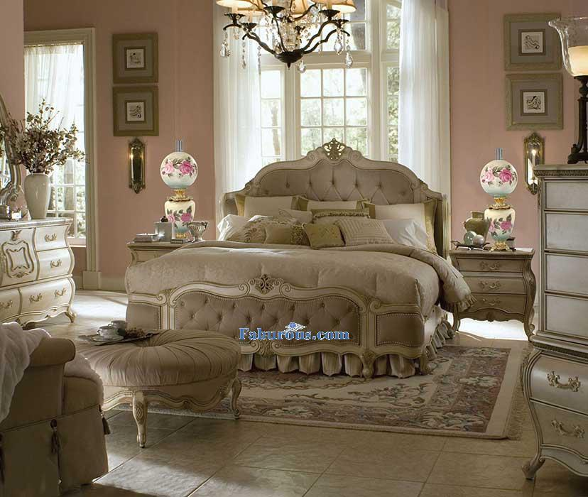 How to have a victorian style bedroom design for Queen victoria style furniture