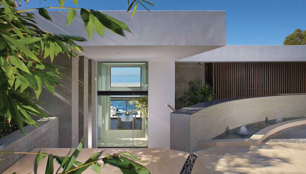 Rockledge residence exteriors