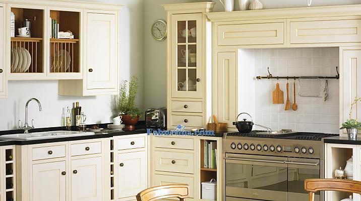 continental kitchen design