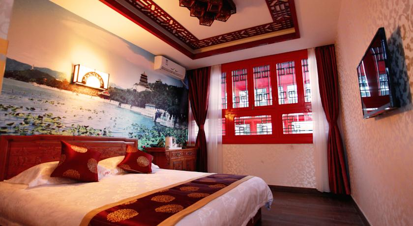 red-and-white-asian-theme-bedroom