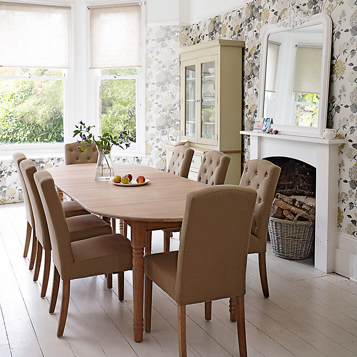 Neptune Sheldrake Dining room design