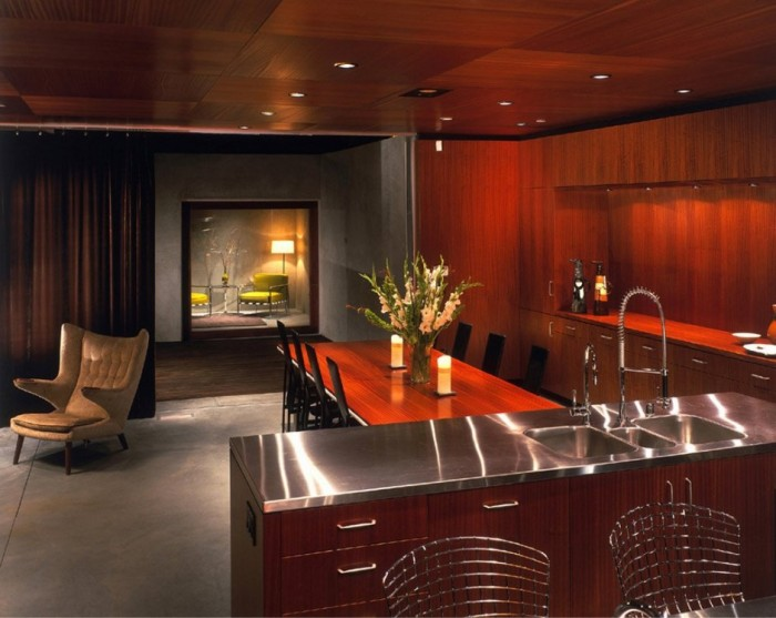 Prospect-House-interior-design with bar and dining