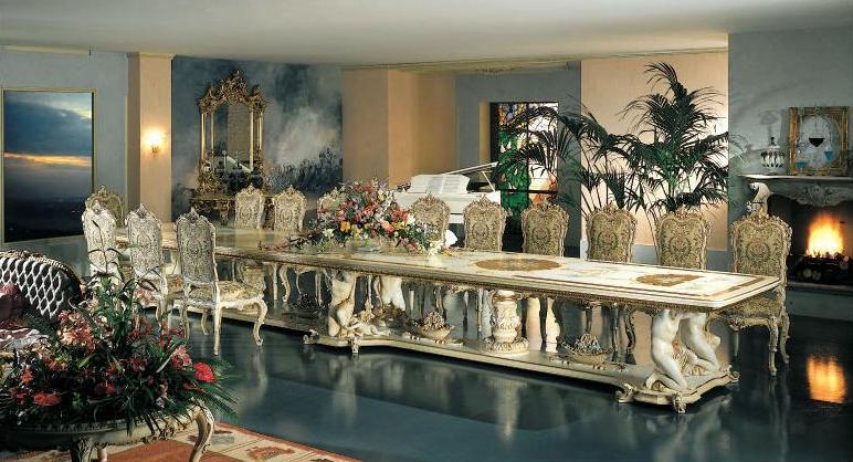 Victorian Giovanni Dining room