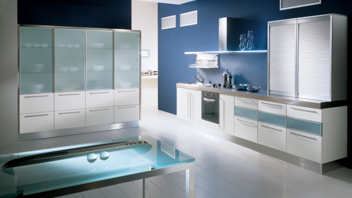 cucine City modular kitchen