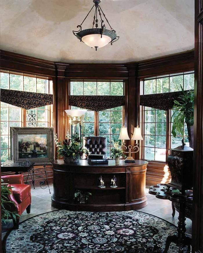 home office design area