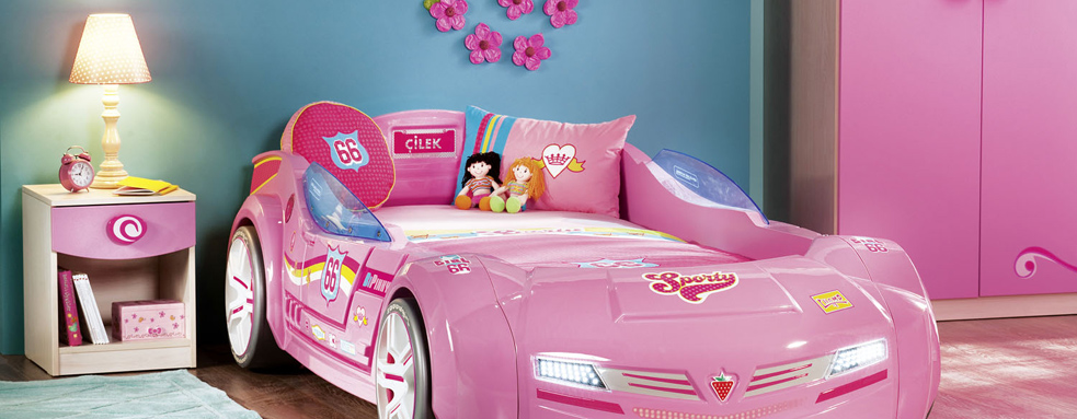 pink-toy-car-bed-2