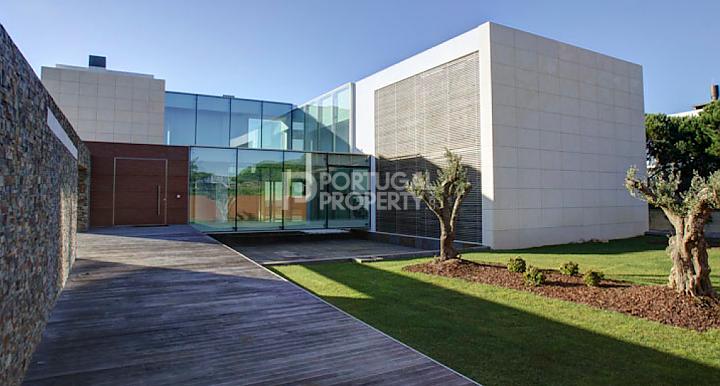 portugal Villa frontline quinta da marinnha-glass walls