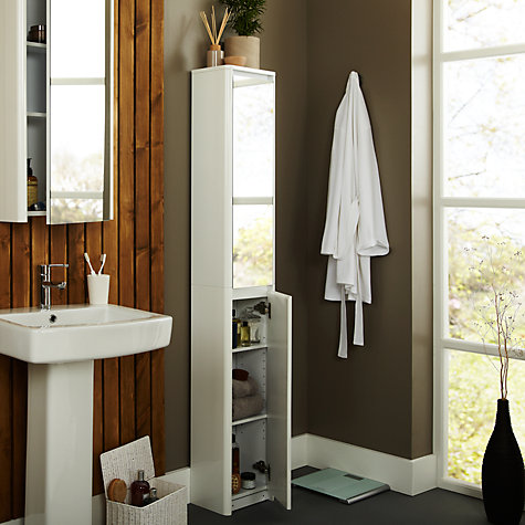 Simple Buy John Lewis St Ives Double Mirrored Bathroom Cabinet  John Lewis