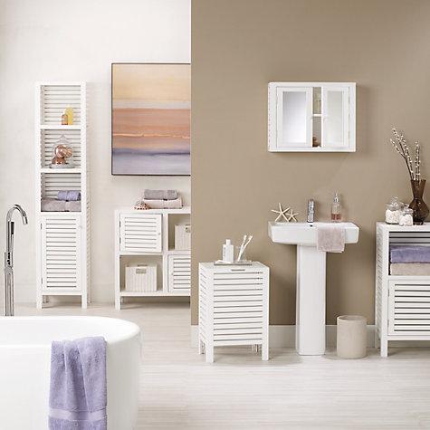 John Lewis Newport Bathroom Furniture