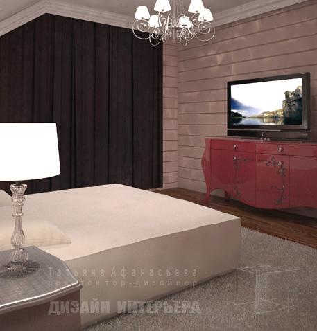 Master bedroom interiors