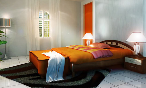 on how to create space in a small bedroom interior design ideas