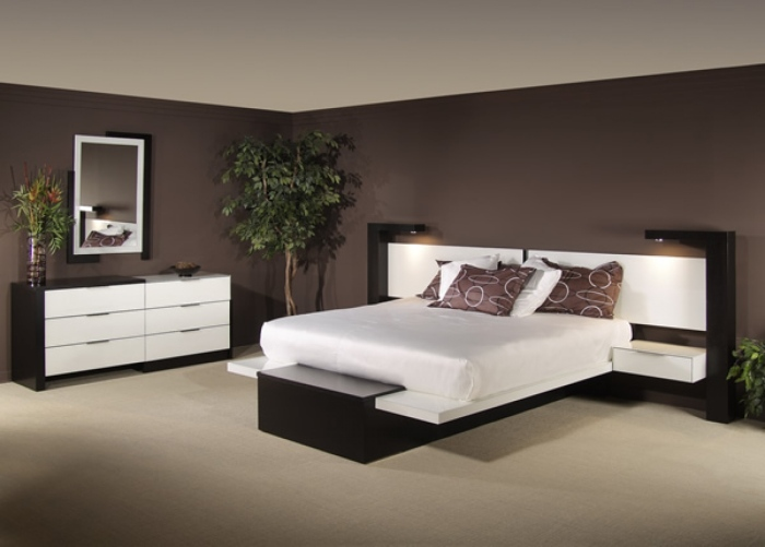 designed bedroom furnitured idea