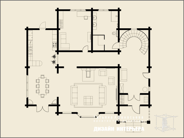 house Plan Layout