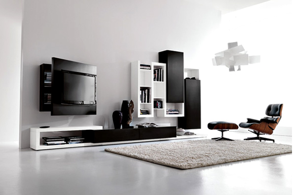 Perfectly Aligned living room furniture and accessories