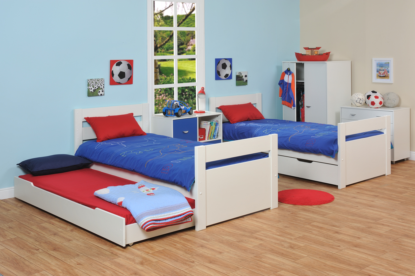 Two Room with Bunk Beds 1353 x 900
