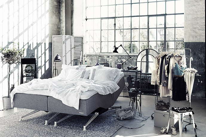 3 - Scandinavian Bedroom