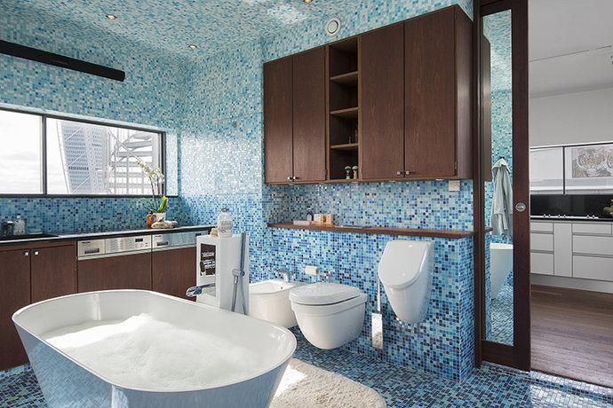5 - Scandinavian Bathroom - Västra Hamnen