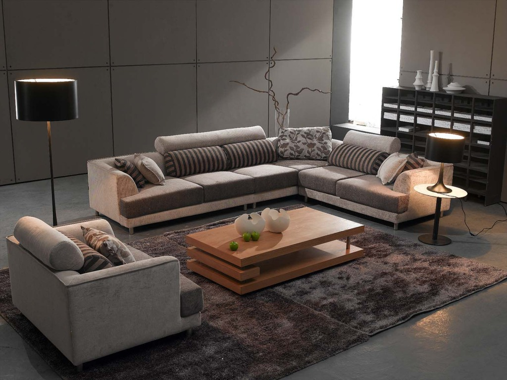Studio Light Type Living room