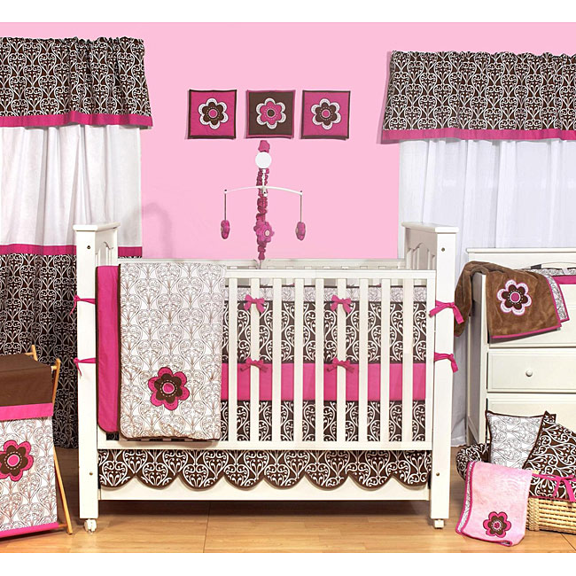 Bacati-Damask-Pink-and-Chocolate-10-piece-Crib-Bedding-Set-L12320461
