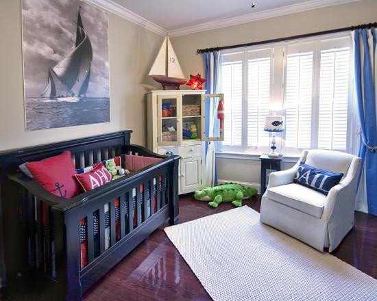 contemporary-baby-nursery